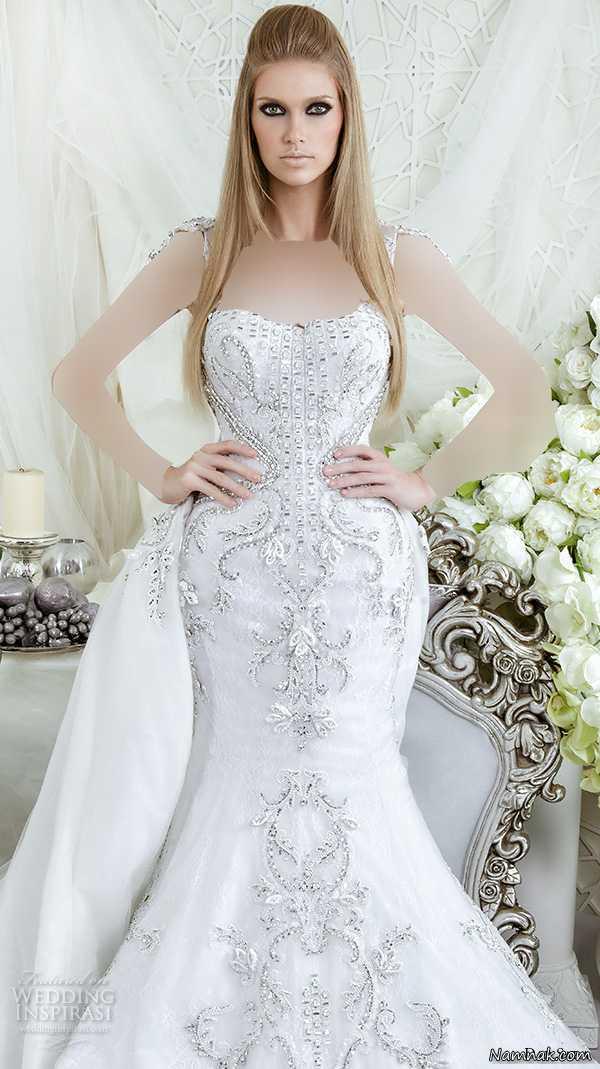 مدل لباس عروس 2015 2016