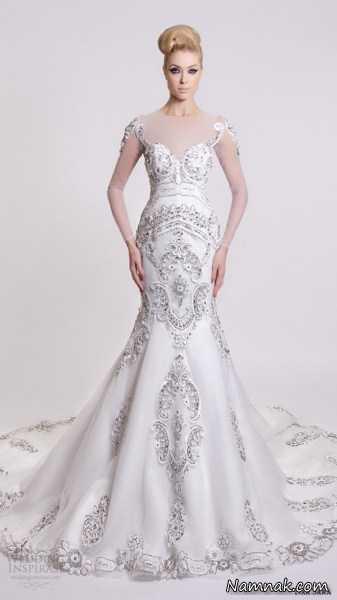 مدل لباس عروس 2016