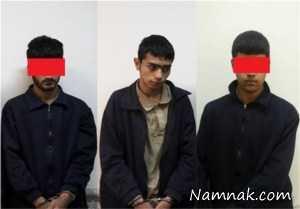 عاملان تجاوز به پسر نوجوان در تهران دستگیر شدن