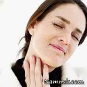 درمان سریع گلودرد