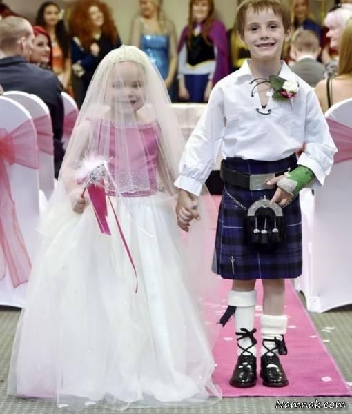 ازدواج دختربچه