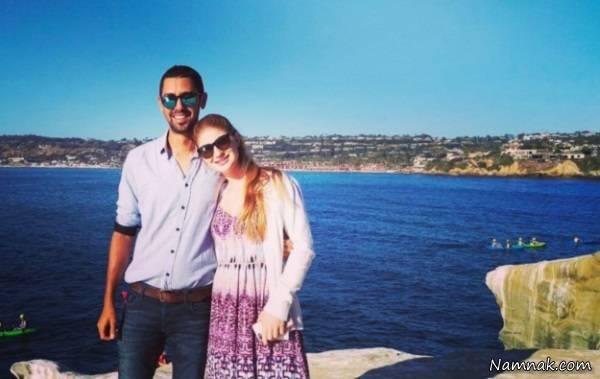 دختر بیل گیتس عاشق پسر مصری شده + تصاویر