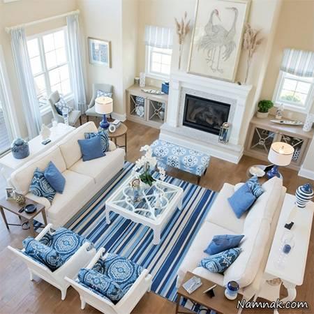 دکوراسیون داخلی خانه زیبا