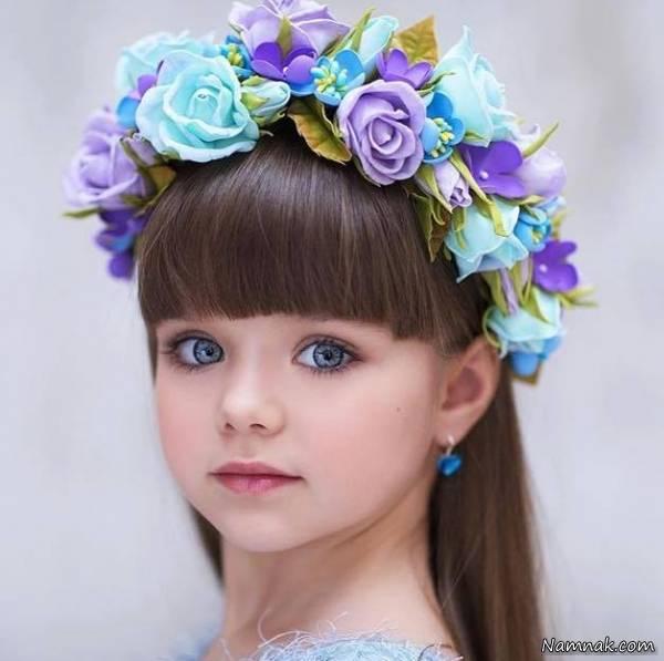 خوشگل ترین دختر