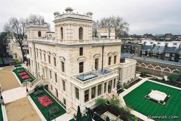 گرانترین خانه دنیا
