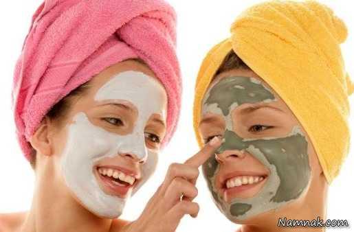 درمان طبیعی جوش صورت
