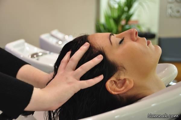 درمان ریزش عصبی مو