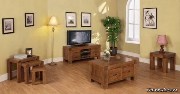 نخوه نگهداری از وسایل چوبی