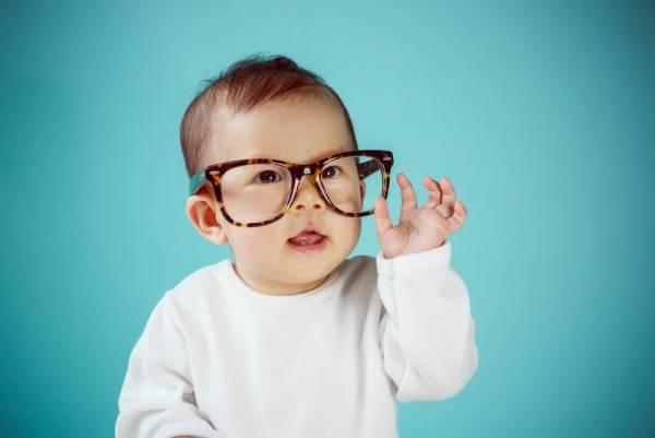 سلامت چشم کودک