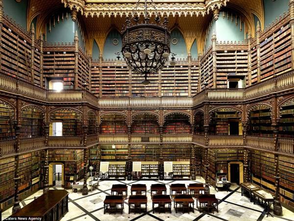 کتابخانه Real Gabinete Portugues de Leitura
