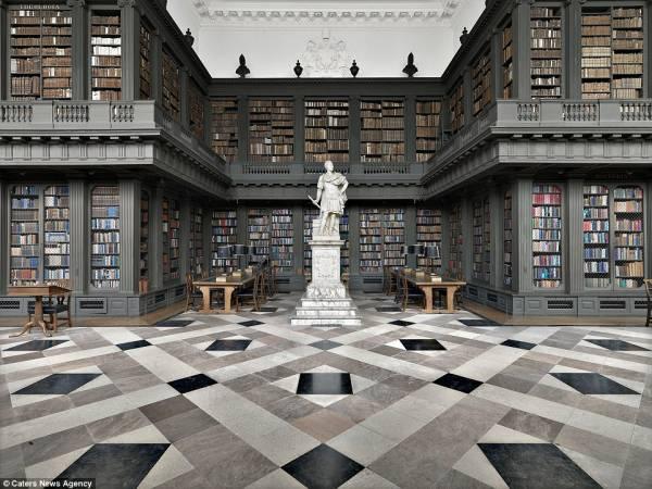 کتابخانه کوردینگتون