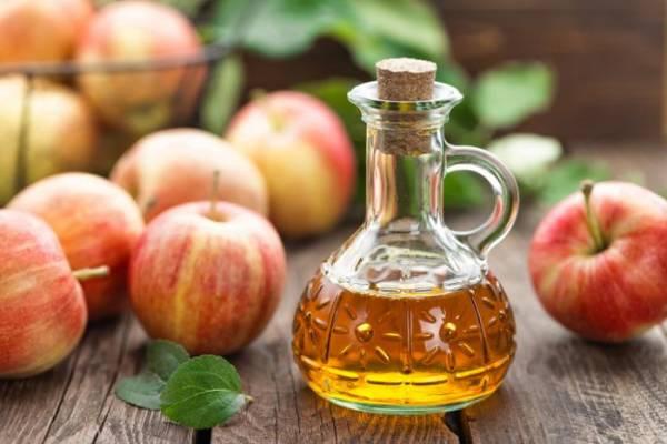 سرکه سیب با عسل