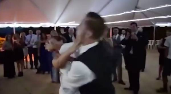 کتک کاری عروس و داماد