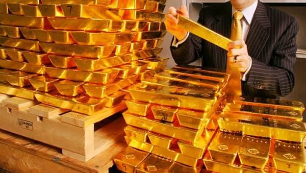 ویژگی های فلز طلا