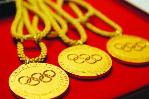 مدال طلای المپیک