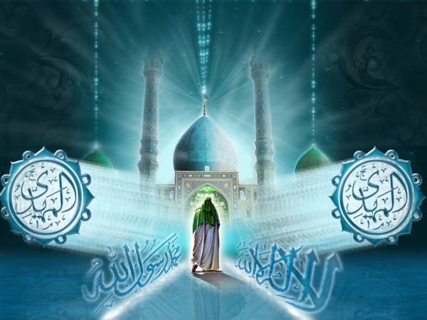 شهادت حضرت مهدی