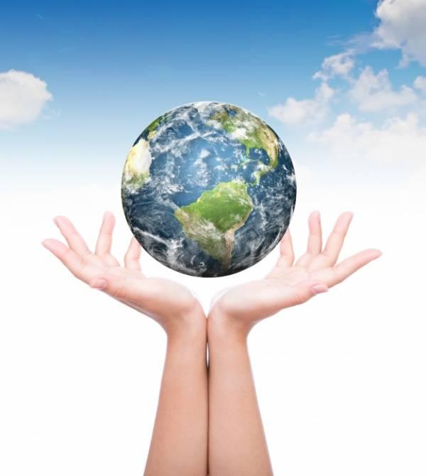 مساحت کره زمین