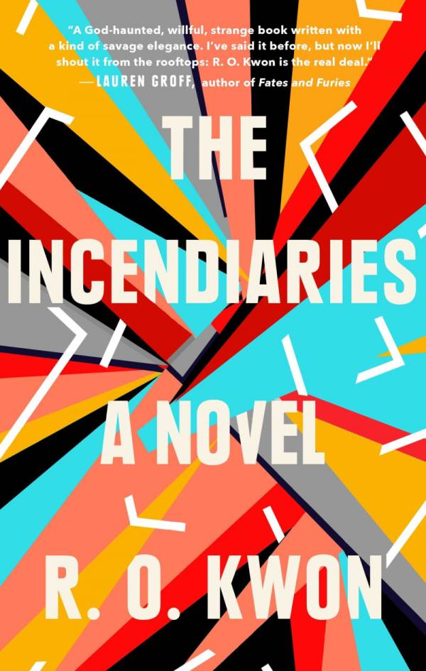 کتاب The Incendiaries