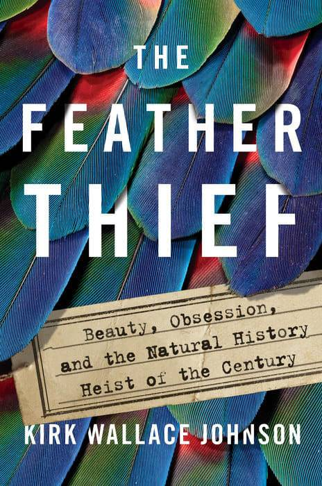 کتاب The Feather Thief