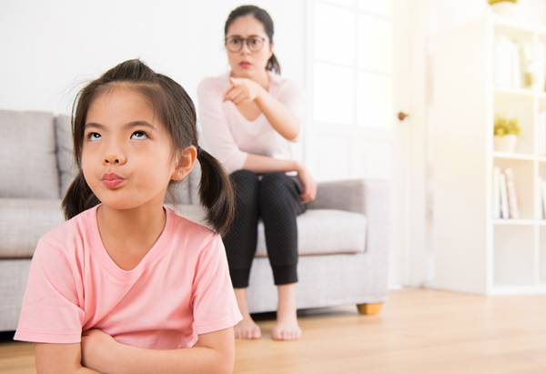 طرز رفتار با بچه بی ادب