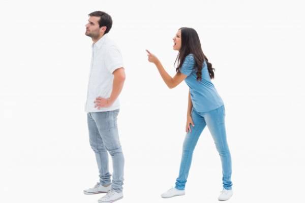 مشکلات با همسر