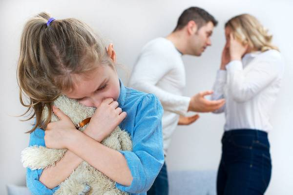 مشکلات روحی کودک