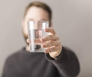کمبود آب بدن