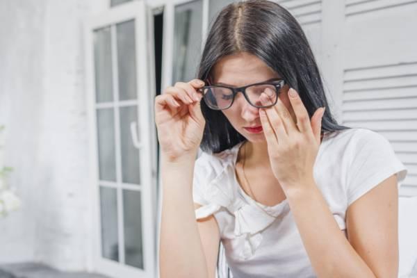 تقویت بینایی با مواد غذایی