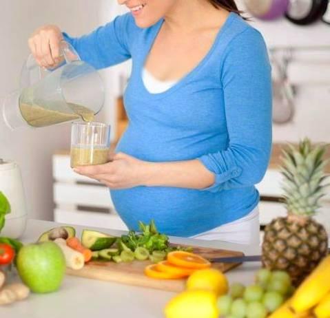 فواید آناناس در بارداری