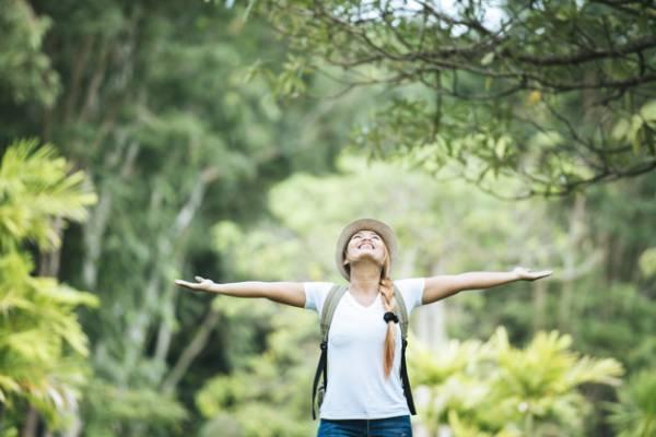 گذراندن وقت در طبیعت