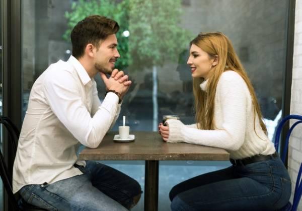 ابراز علاقه به مردان