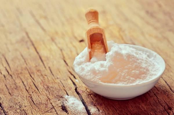 جوش شیرین برای پوست