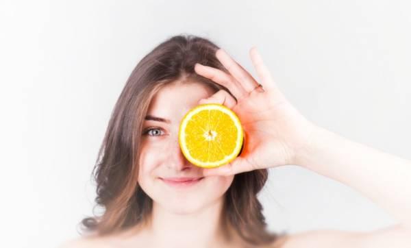 ویتامین c برای پوست