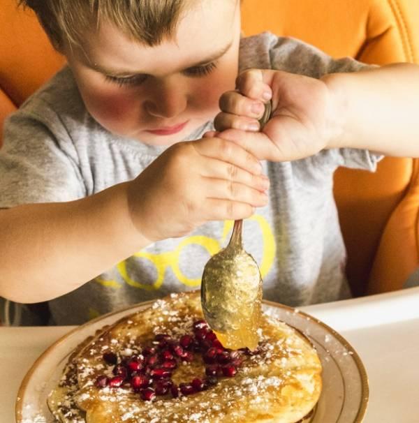 انواع غذاها برای صبحانه کودک