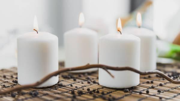 درست کردن شمع در خانه