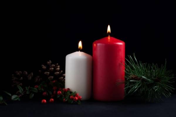 ساخت شمع در منزل
