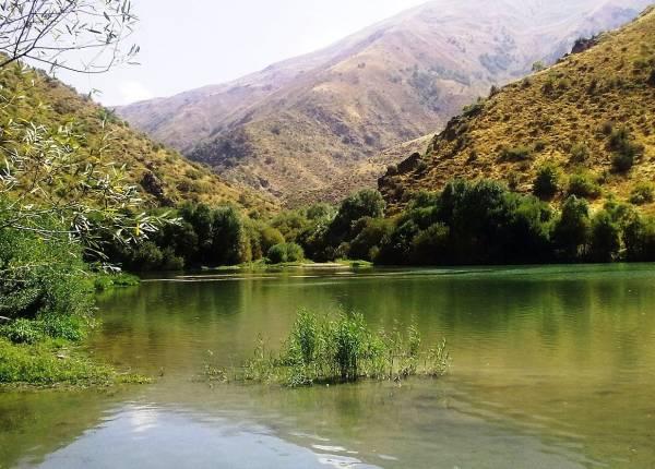 دریاچه مارمیشو ارومیه