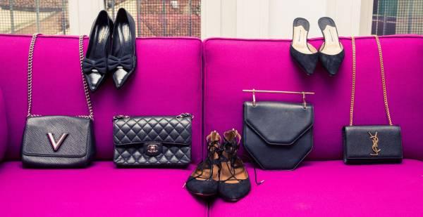 مرتب کردن کیف و کفش