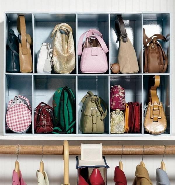 قفسه کیف و کفش