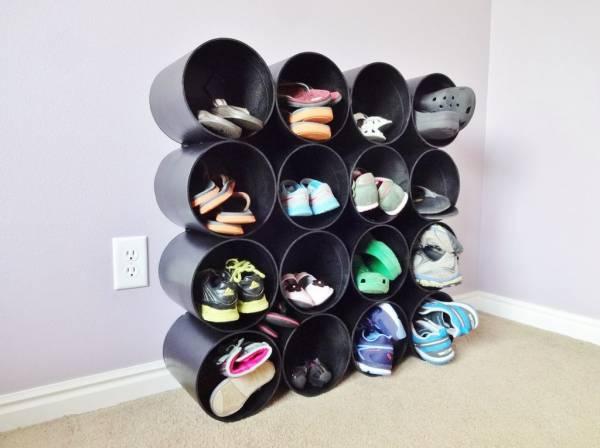 ایده برای جای کیف و کفش