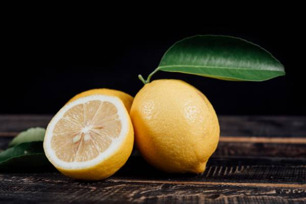 رنگ مو با لیمو