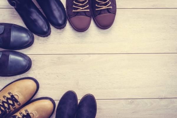 جنس کفش ها