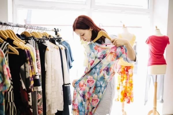 انتخاب و خرید لباس