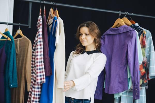 لباس برای لاغرها