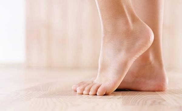 ژست پاها در عکس