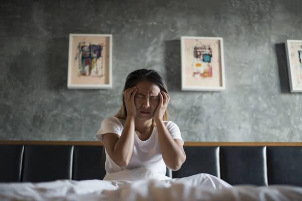 بی خوابی زنان