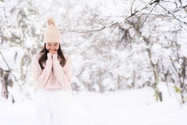 متولد شدن در فصل زمستان