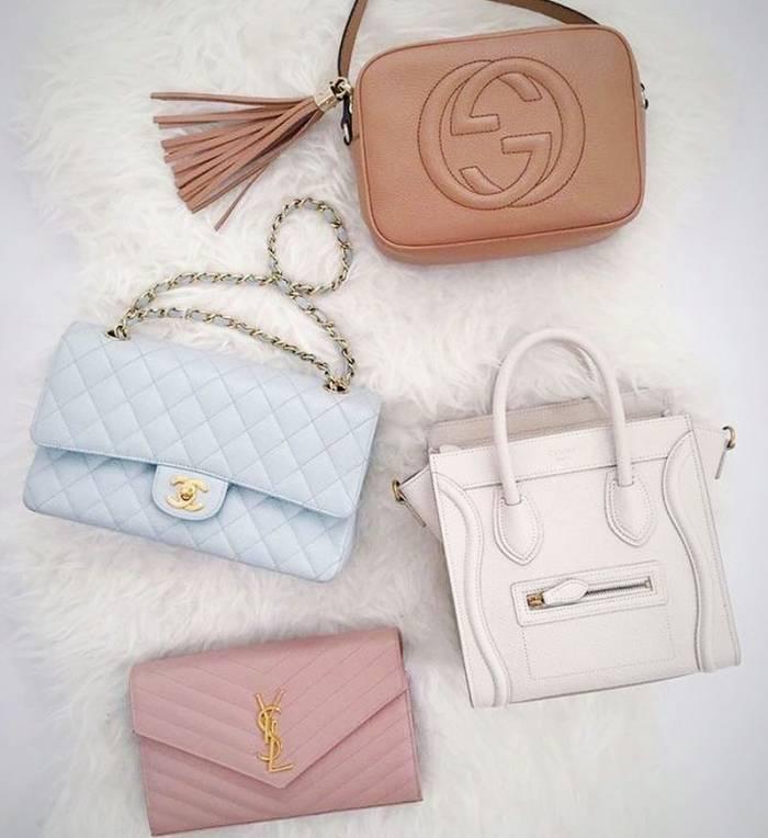 اندازه های کیف زنانه