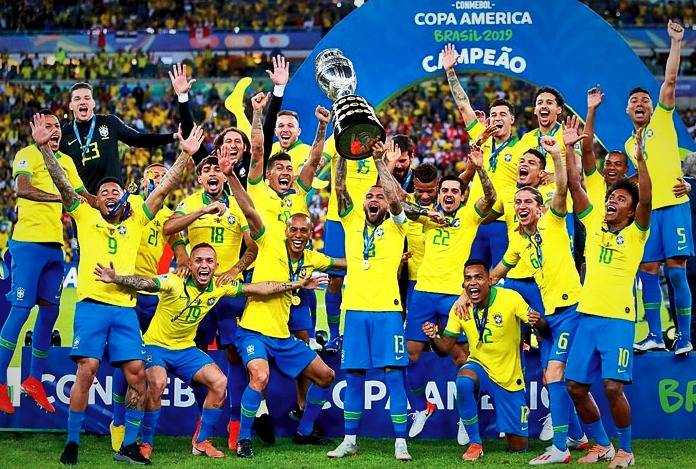 تیم فوتبال برزیل