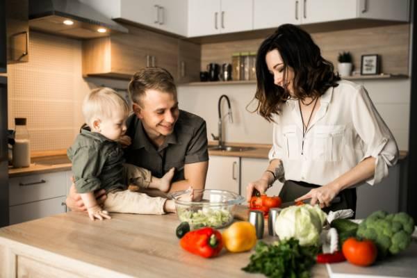 اصول فریز کردن غذای کودک